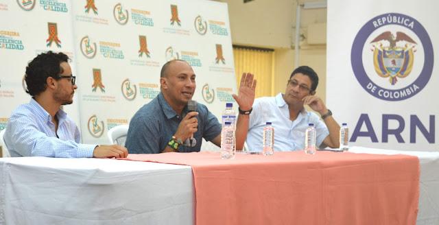 En Uniguajira se habló sobre la paz, después de los Acuerdos