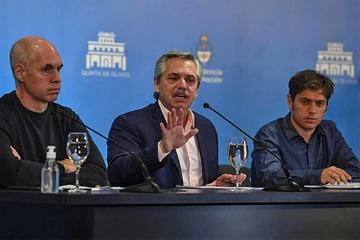 Alberto Fernández anuncia hoy una nueva etapa de la cuarentena