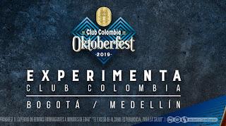 Club Colombia: OKTOBERFEST 2019 | Bogotá y Medellin