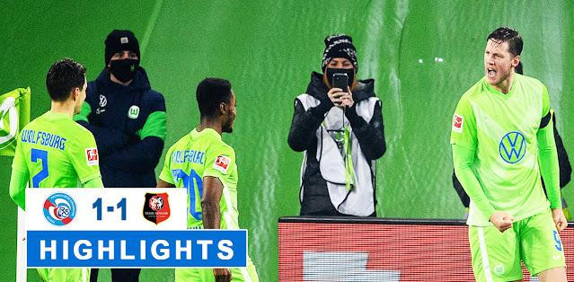 Strasbourg vs Rennes – Highlights