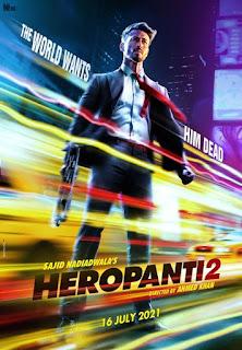 Heropanti 2 First Look Poster 1