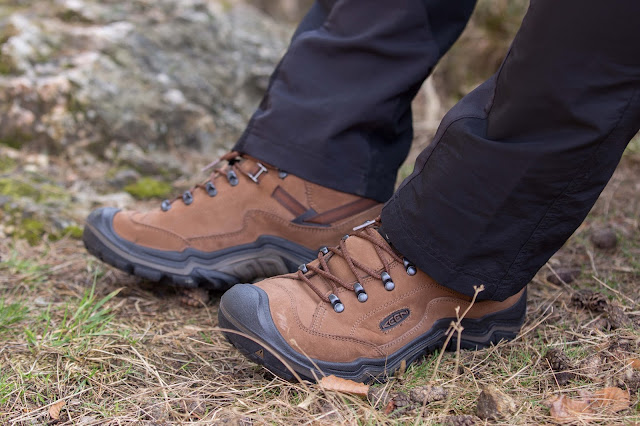Gear of the Week #GOTW KW 15   Keen - Galleo Wanderschuhe  Trekking Stiefel 03