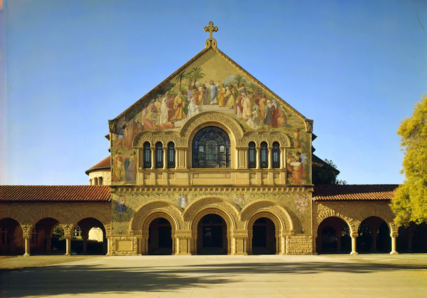 Salviati Architectural Mosaic Database Stanford