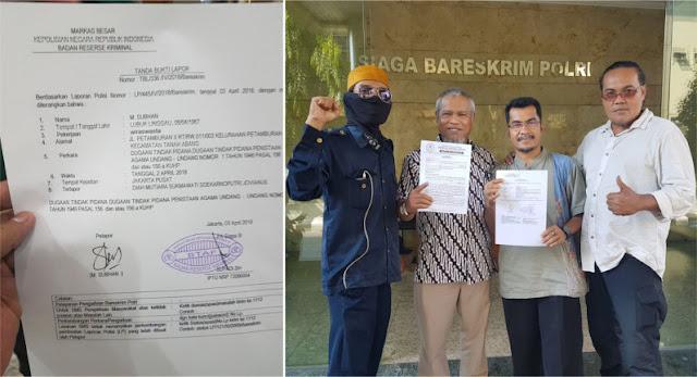 """FPI Laporkan Sukmawati, Warganet Serukan """"Allahu Akbar!"""""""