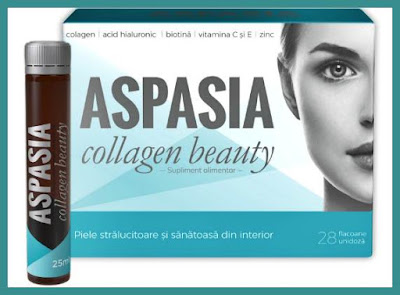 pareri aspasia collagen beauty fiole cu acid hialuronic la pret bun