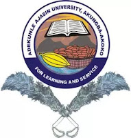AAUA 2017/2018 Sandwich Degree Admission Form Out