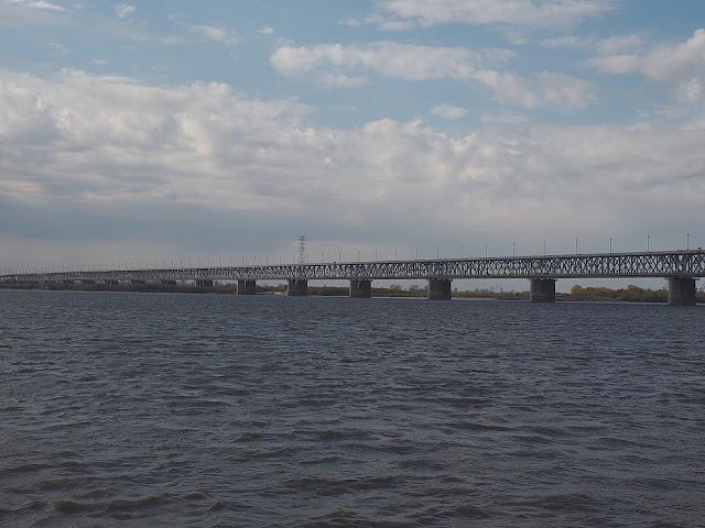 Мост через Амур (Bridge over the Amur)