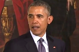 http://www.mediaite.com/tv/obama-denounces-less-than-loving-christians-at-easter-prayer-breakfast/