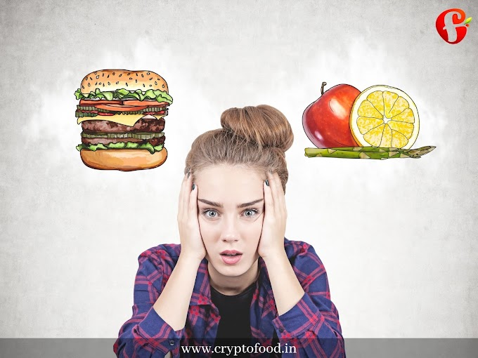 Best Stress Relieving Foods To Try | Anti-Stress Food | CryptoFood
