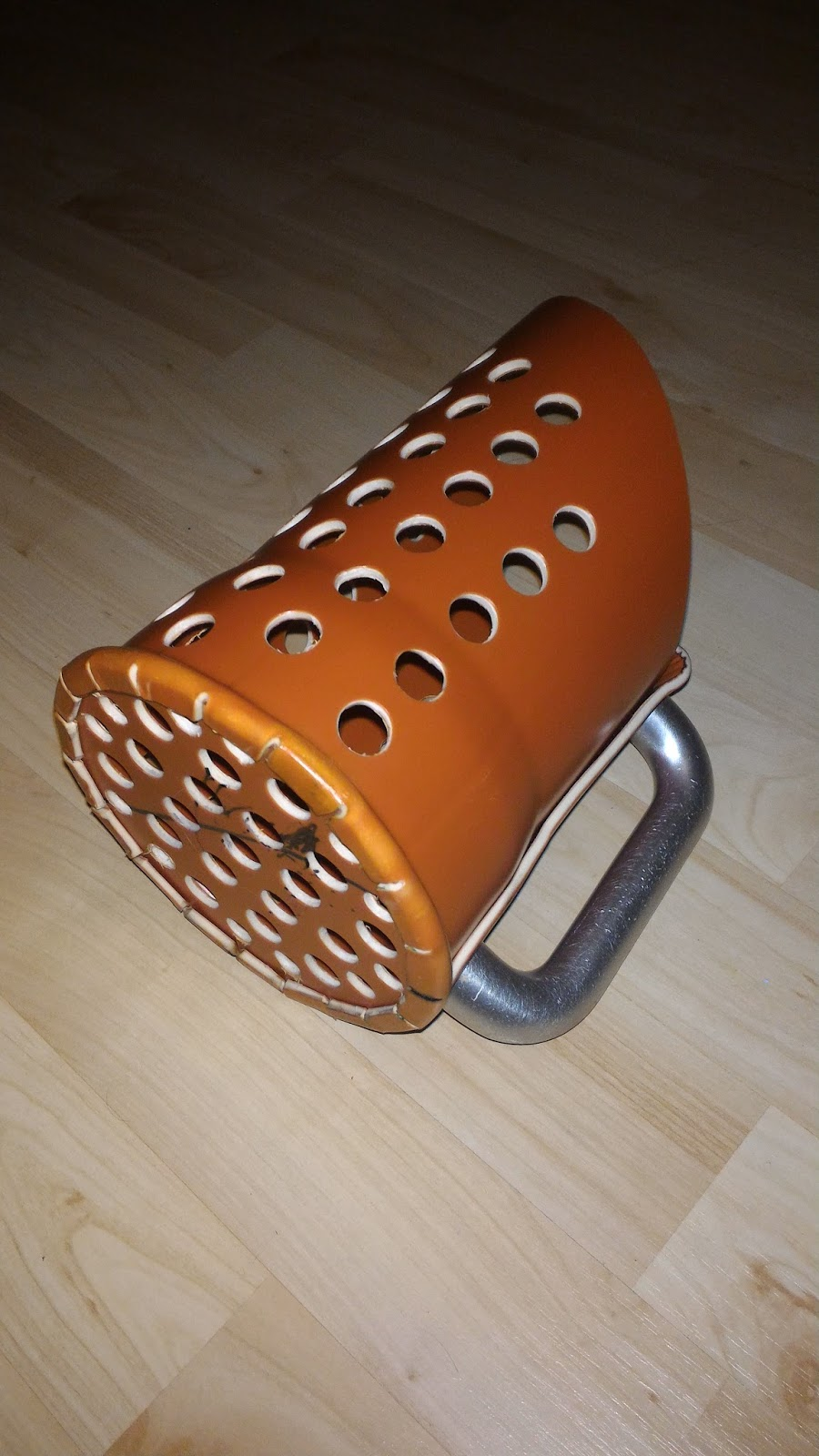 Homemade Scoop Metal Detector Home Made