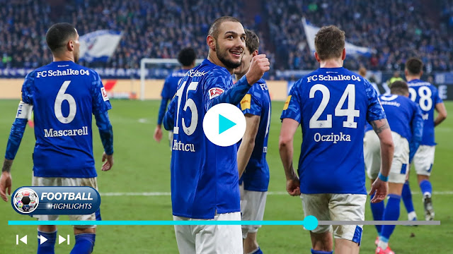 Schalke 04 vs Paderborn – Highlights