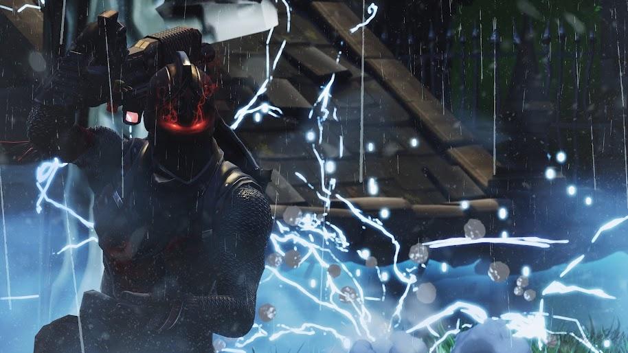Black Knight Fortnite Battle Royale 4k Wallpaper 36