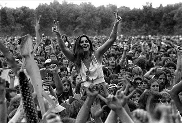 Festival de música Woodstock