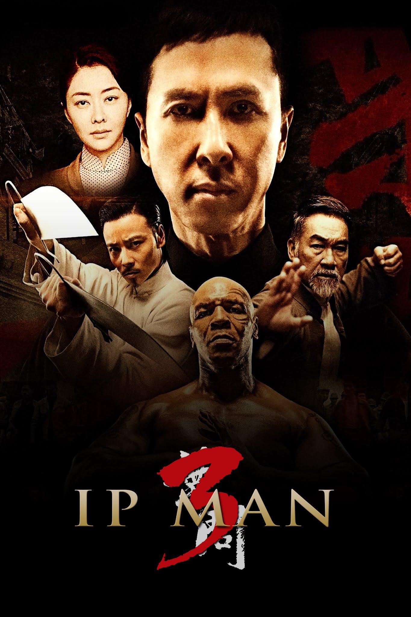 Download Ip Man 3 (2015) Full Movie in Hindi Dual Audio BluRay 480p [400MB]