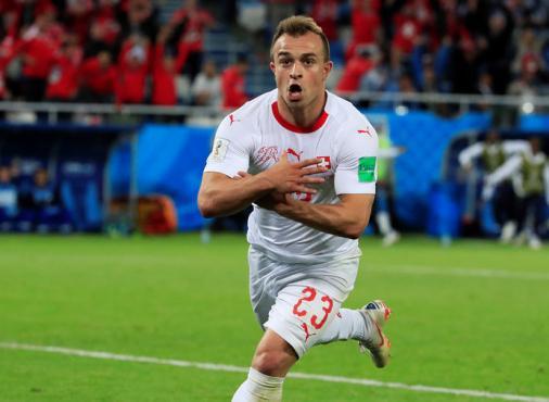 Xherdan Shaqiri soon part of Liverpool?