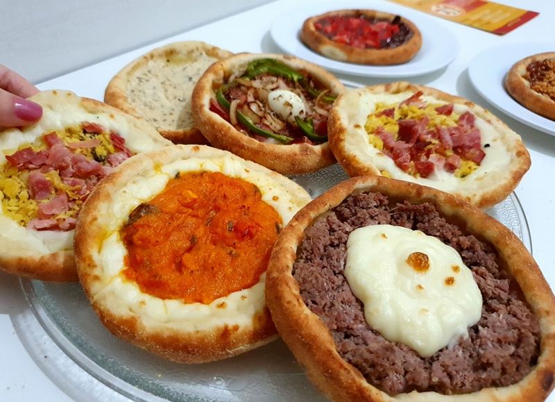 Onde comer em Vitória, pizzas e esfihas