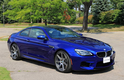 Kereta BMW M6 2016