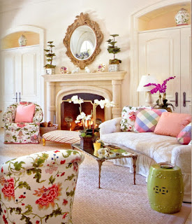 Bunga Hiasan Meja Ruang Tamu, Vas Bunga Minimalis,
