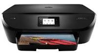Impressora e-All-in-One HP ENVY série 5545 Configuração