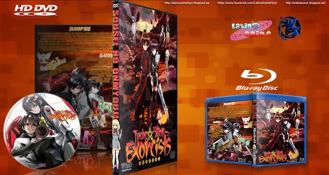 Sousei no Onmyouji | Cover DVD - BD | Esp/Eng | MEGA |