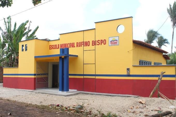 Prefeitura de Turilândia Constrói Nova Escola no Povoado Pau de Canoa com Recursos Próprios