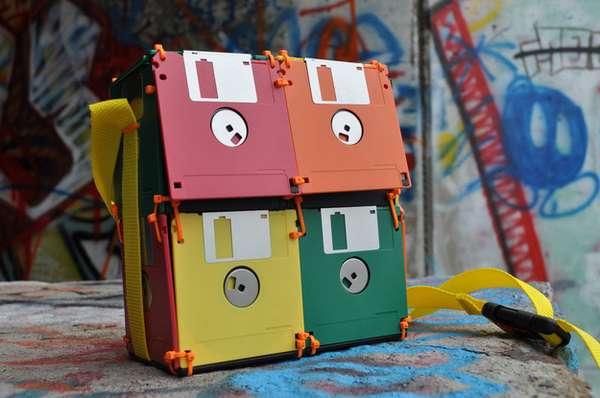 floppy disk bags