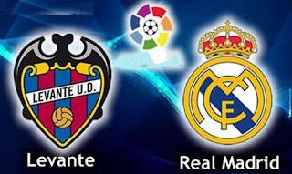 مشاهدة مباراة ريال مدريد وليفانتي بث مباشر 4-10-2020 الدوري الاسباني