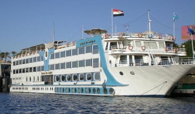 M/S Sonesta Nile Goddess Cruceros por el nilo