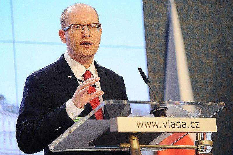 Czech Republic Prime Minister