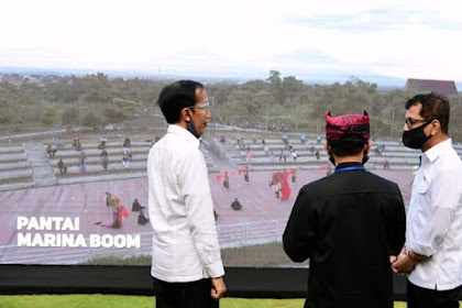 Presiden Puji Upaya Prakondisi Menuju Tatanan Baru Sektor Pariwisata Banyuwangi
