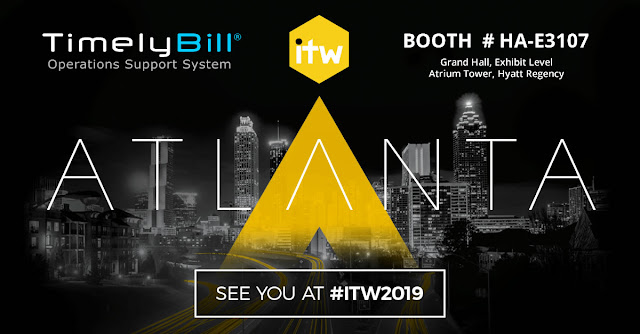 TimelyBill OSS to Exhibit at ITW in Atlanta