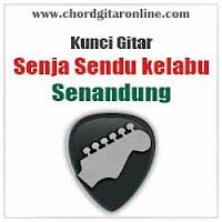 Chord Kunci Gitar Senandung Senja Sendu Kelabu