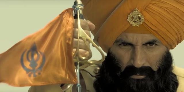 1. Kesari (Top 5 Bollywood Movies of 2019)