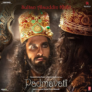 Ranveer in Padmavati movie