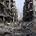 Descubren en Siria contenedores con cloro alemanes y botes fumígenos británicos