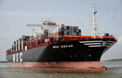MSC Oscar - berbagaireviews.com