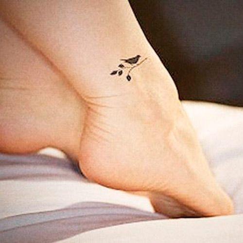 Cute Bird Tattoos