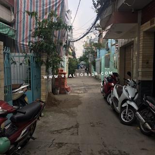 nhà đẹp đường hậu giang phường 11 quận 6