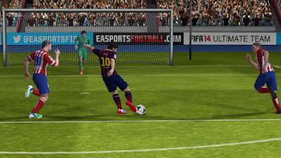 FIFA 14 Apk Screenshot