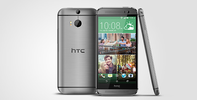 HTC One M8, is the first smartphone to featured dual rear cameras is the world of smartphone