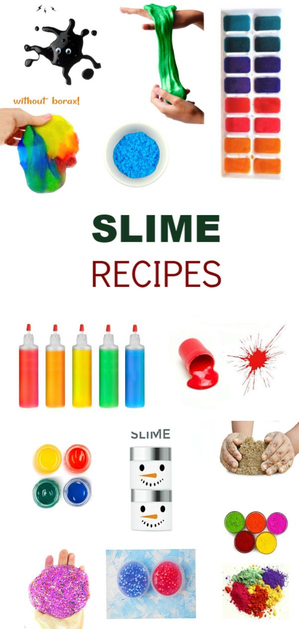 How to make slime with playdough recipe no glue