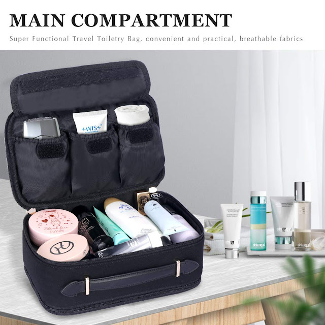 travel cosmetic bag for women