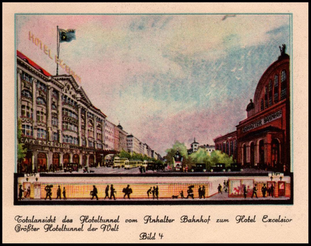 Phil Beard: Hotel Excelsior, Berlin