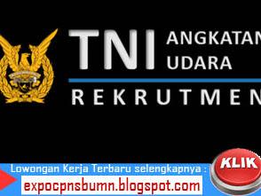 Penerimaan Calon Tamtama TNI Angkatan Udara tahun 2020