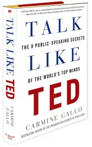 Talk Like TED About Book Full Summary in Hindi