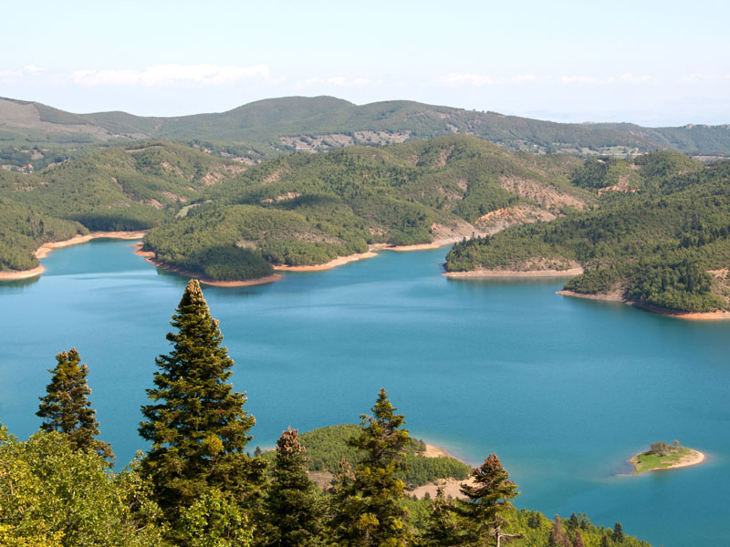 Σε τροχιά υλοποίησης από την Περιφέρεια Θεσσαλίας ο άξονας Μουζάκι – Λίμνη Πλαστήρα