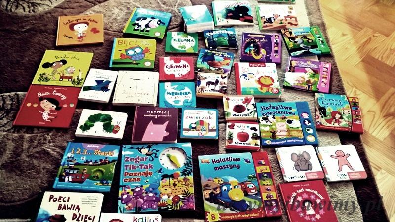 Roczniak i książki