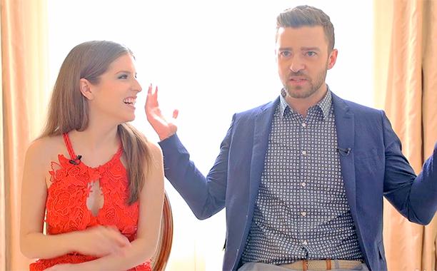 Estreno: Justin Timberlake y Anna Kendrick - True Colors