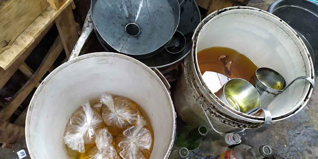 Dampak Negatif Penggunaan Minyak Goreng Curah