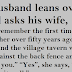 The old couple do it for old times sake – the policeman is amazed